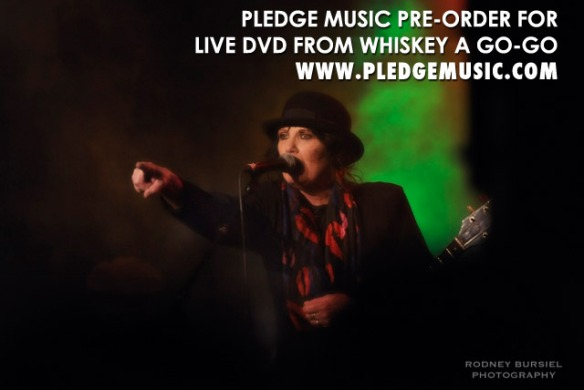 Martha Davis and the Motels Pledge Music Campaign